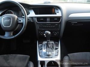 Audi A4 Avant 2.0TDI Multitronic autofanspot.pl Foto nawigacja test