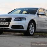 Audi A4 Avant 2.0TDI Multitronic autofanspot.pl LED