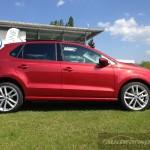 Nowe Polo 2014 autofanspot.pl bok foto Volkswagen VW
