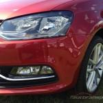 Nowe Polo 2014 autofanspot.pl lampa foto Volkswagen VW