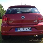 Nowe Polo 2014 autofanspot.pl nowe lampy foto Volkswagen VW