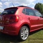 Nowe Polo 2014 autofanspot.pl tył foto Volkswagen VW
