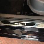 Nowe VW POLO FRESH autofanspot.pl listwa progowa chrom foto