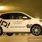 VW High Up! test autofanspot.pl felgi foto