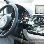 VW High Up! test autofanspot.pl kierownica foto