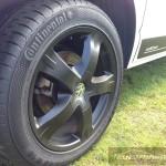 "VW TRansporter Edition autofanspot.pl felgi AZEV ""R"" 8,5 J x 18 foto"