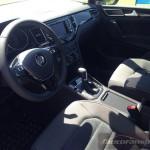 VWeekend VW Golf Sportsvan autofanspot.pl DSG foto