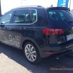 VWeekend VW Golf Sportsvan autofanspot.pl Poznań foto