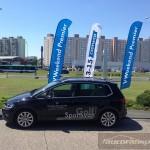VWeekend VW Golf Sportsvan autofanspot.pl  foto