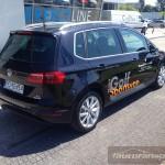 VWeekend VW Golf Sportsvan autofanspot.pl nowość foto