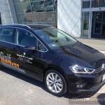 VWeekend VW Golf Sportsvan autofanspot.pl sprzedaż foto