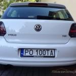 Volkswagen Polo Highline 1.2TSI 6R autofanspot.pl foto Czarne Lampy