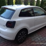 Volkswagen Polo Highline 1.2TSI 6R autofanspot.pl foto czarna lampa