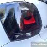 Volkswagen Polo Highline 1.2TSI 6R autofanspot.pl foto czarna lampa tył