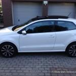 Volkswagen Polo Highline 1.2TSI 6R autofanspot.pl foto dach