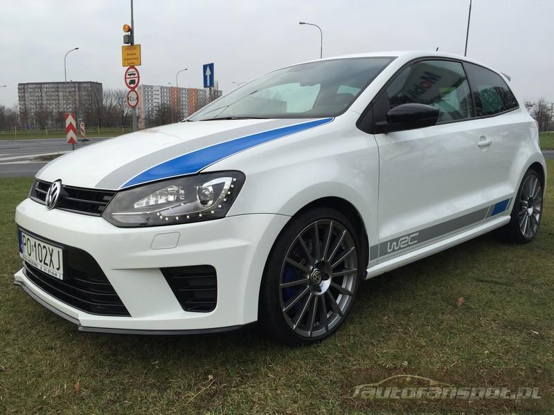 Volkswagen Polo R WRC 220PS autofanspot.pl foto