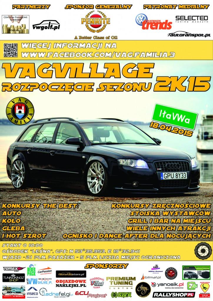 VAGfamilia autofanspot.pl IłaVWa 2015