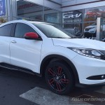 Honda HRV pakiet Milano RED  12