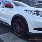 Honda HRV pakiet Milano RED  13