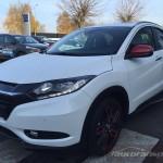 Honda HRV pakiet Milano RED  7