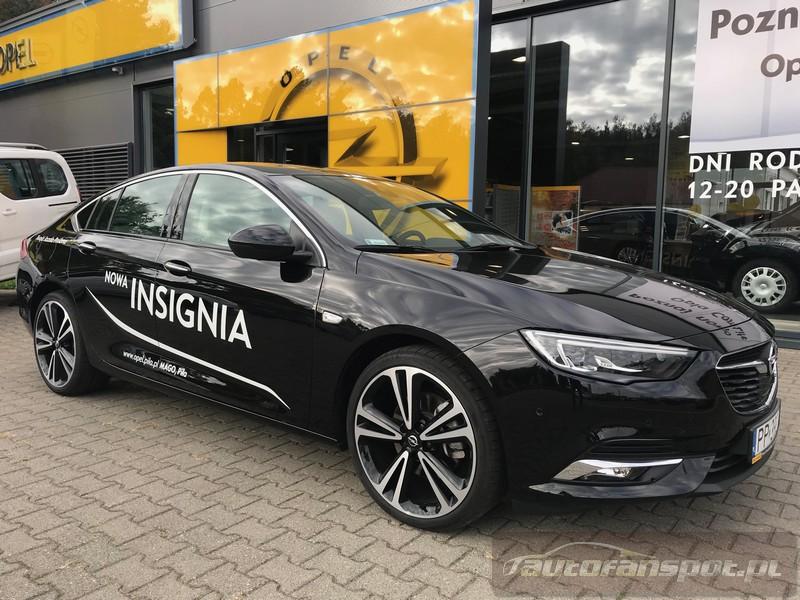Opel Insignia Elite Grandsport